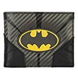 DC Comics Batman Metal Badge Bifold Wallet