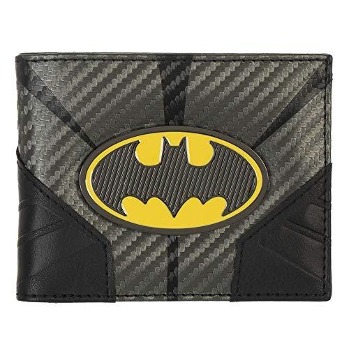 DC Comics Batman Metal Badge Wallet