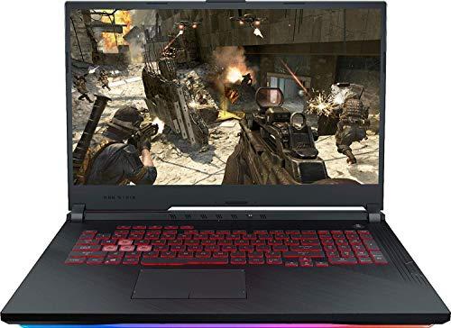 Newest Flagship ASUS ROG Strix Scar III 17.3' FHD IPS Thin &Light Gaming Laptop PC Computer 9th Gen Intel 6-Core i7-9750H 32GB RAM 1TB PCIe SSD + 2TB HDD GTX 1660Ti Type-C RGB Backlit Keyboard Win10