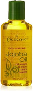 Cococare All Natural 100% Jojoba Oil, 2 Ounce (Pack of 4)