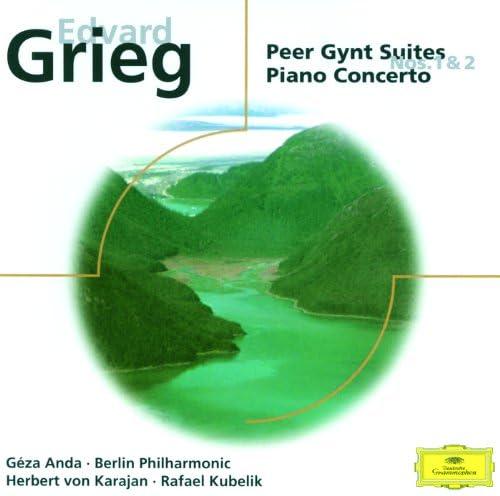 Berliner Philharmoniker, Rafael Kubelik, Gothenburg Symphony Orchestra & Neeme Järvi