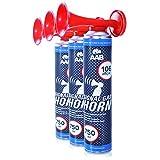 AAB Cooling Signal Gas Horn 750ml - Conjunto de 3 - Fanfarria Muy Fuerte, Bocina Barco, Bocinas de Aire, Trompeta Futbol, Bocina Sirena, Air Horn