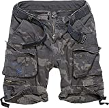 Brandit Savage Vintage Gladiator Short Darkcamo 3XL