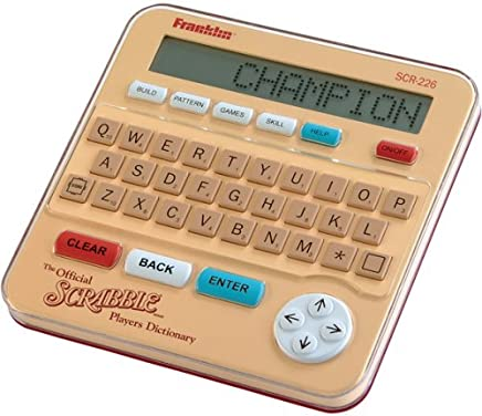 Franklin SCR-226 The Official Scrabble Players Dictionary