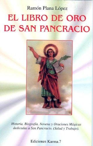 Libro De Oro De San Pancracio, El