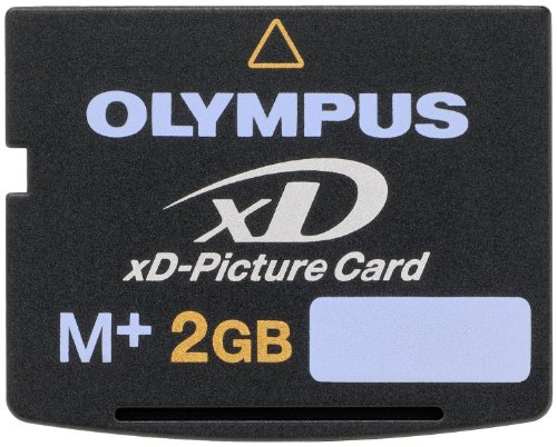 Olympus N3161000 M-xD 2GB type M+ xD-Picture Card