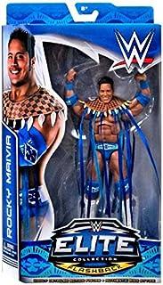 Mattel WWE Wrestling Elite Series 31 Flashback Action Figure Rocky Maivia [The Rock]