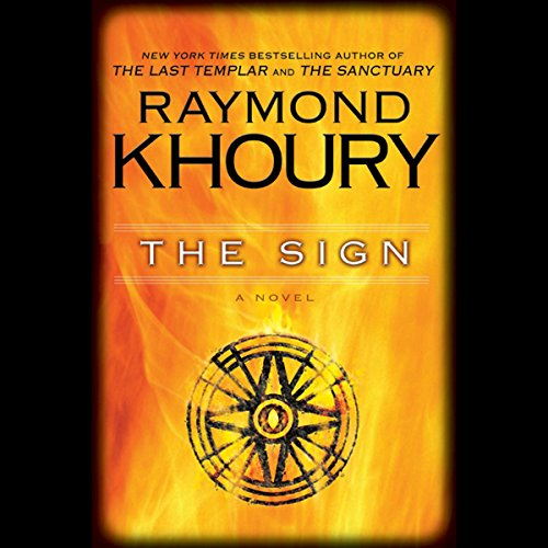 The Sign audiobook cover art
