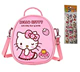 Kerr's Choice Hello Kitty Bag for Girls | Hello Kitty Crossbody Purse | Girls Cat Bag (style 2)