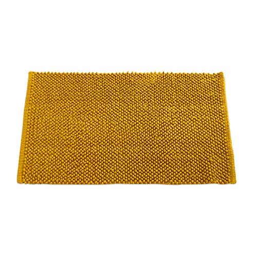 TODAY 101751 Tapis de Bain, Jaune, 50x80