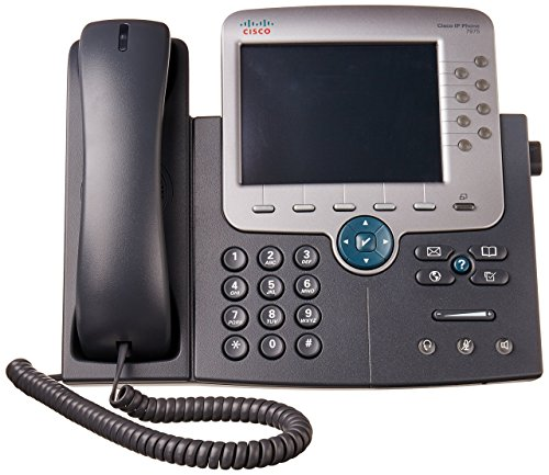 Cisco 7975G IP Phone (Renewed)