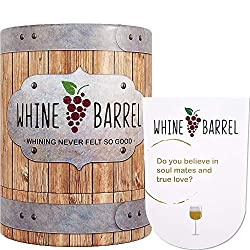 Whine Barrel Card Game