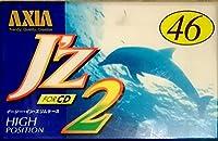 AXIA カセットテープ J'z 46分 ハイポジ JZ2F 46