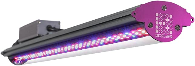 Kind LED X80 4-Foot 80w Indoor LED Grow Light Bar for Plants and Flowers (Flowering Spectrum) | 3-Year Warranty
