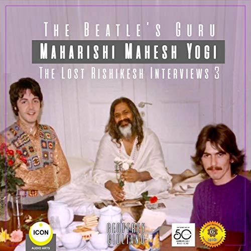 The Beatle's Guru Maharishi Mahesh Yogi audiobook cover art