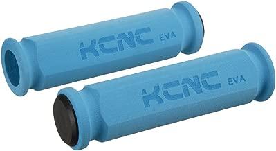 EVA Foam KCNC Super Light Grip 120mm for MTB Handlebar (Blue)