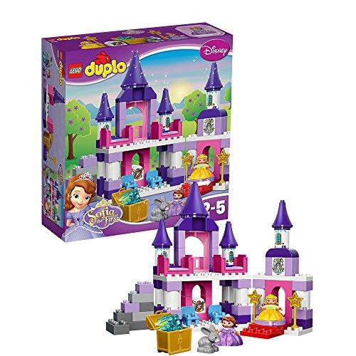 LEGO- Duplo Principessa Sofia The First Il Castello Reale, Multicolore, 10595
