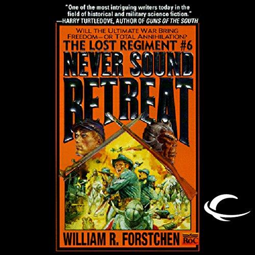 Never Sound Retreat cover art