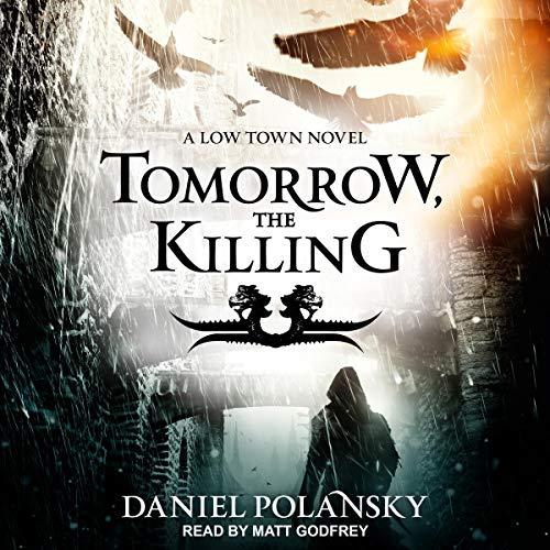 Tomorrow, the Killing cover art