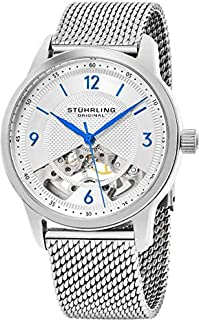 Stuhrling Original Dress Watch Analog Display 977M.01, For Unisex