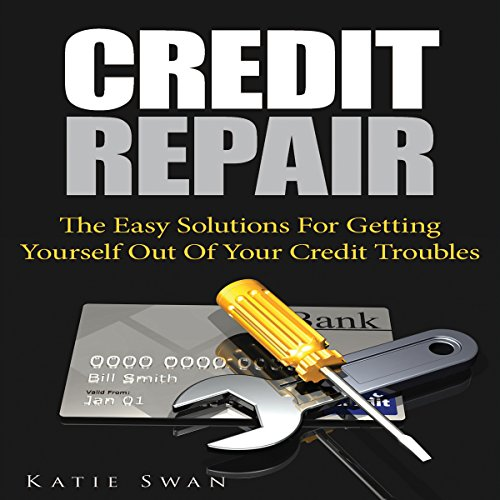 Credit Repair audiobook cover art
