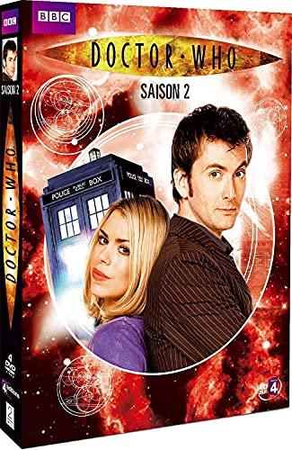 Doctor Who - Saison 2 [Francia] [DVD]