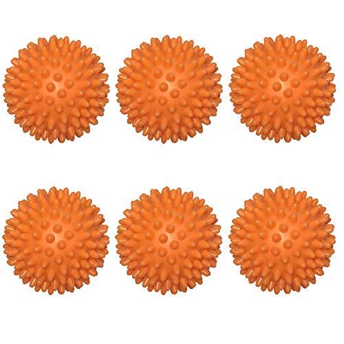 Gurxi Tennisbälle, Trocknerbälle, Trockner Ball, Trocknerbälle für Wäschetrockner, Tennisball, Tennisball Waschmaschine, Trocknerkugeln für Wäschetrockner, Trocknerbälle Daunen für Flauschigere Wäsche