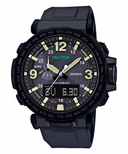 Casio outdoor Analog-Digital Grey Dial Men's Watch - PRG-600Y-1DR (SL93)