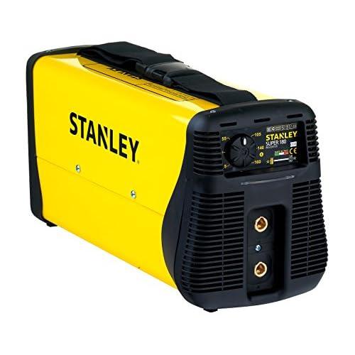 Stanley 460180 - Saldatrice inverter, 160 A