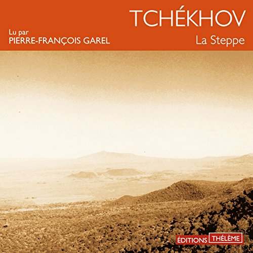 La steppe audiobook cover art