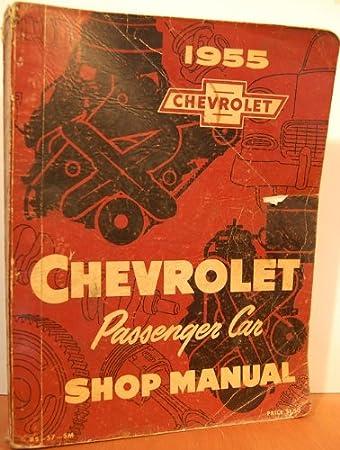 research.unir.net Motors Other Car Manuals CHEVROLET 1955 Car ...