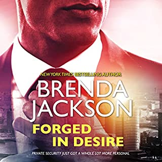 Forged in Desire audiobook cover art