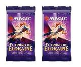 Outletdelocio. Conjunto 2 Sobres Magic Trono de Eldraine. Edicion en Castellano. 2-6889