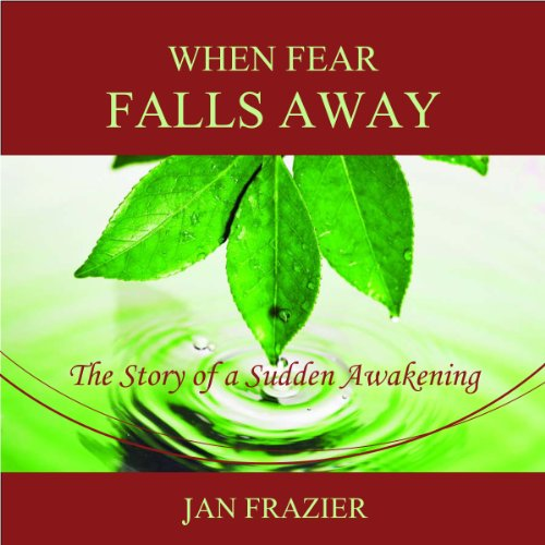 When Fear Falls Away audiobook cover art
