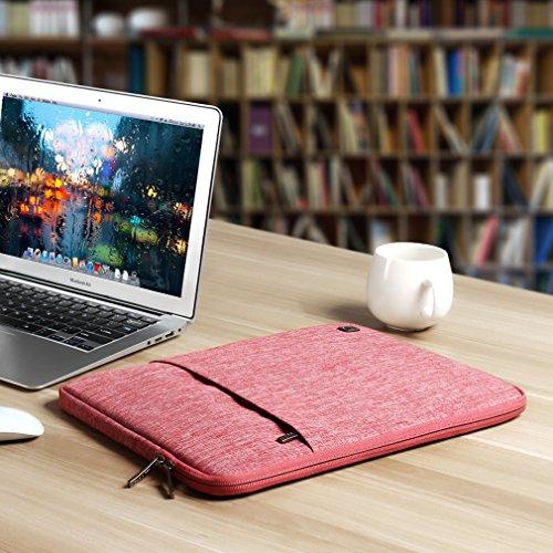 NIDOO 10.1 Zoll Wasserdichtem Laptop Sleeve Case Notebook Schutzhülle Tasche Schutzabdeckung für 10.5