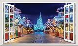 Disney Cinderella Castle Main Street V001 Magisches