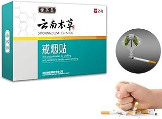 Bosixty Parches De Nicotina,Deje De Fumar Parche para Dejar De Fumar Parche Antitabaco Cuidado De La Salud Médica Ingrediente Natural para Dejar De Fumar Yeso