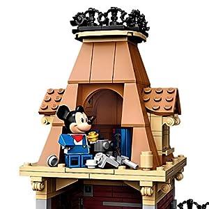 Amazon.co.jp - レゴ ディズニー ディズニートレインと駅 71044
