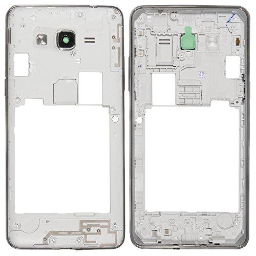 Original Samsung Mainframe Mittelcover grey / grau für Samsung G531F Galaxy Grand Prime - GH98-37503B