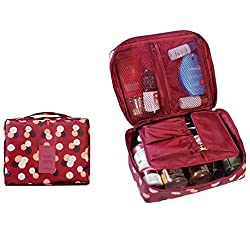 CalorMixs Travel Cosmetic Organizer