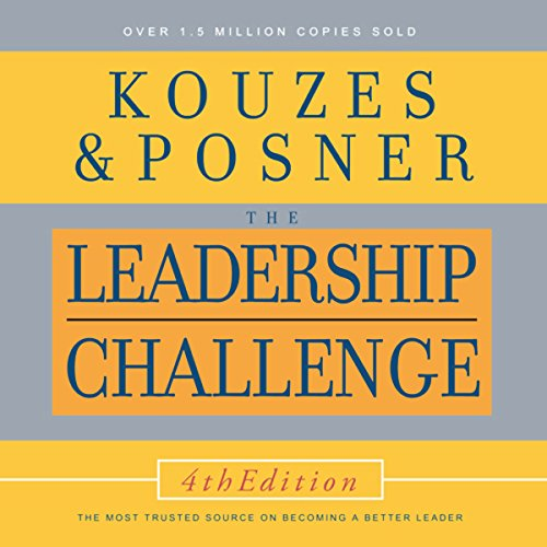 The Leadership Challenge, 4th Edition audiobook cover art