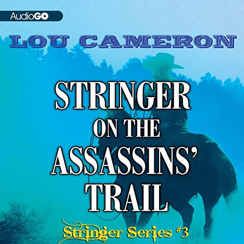 Stringer on the Assassins' Trail audiobook cover art