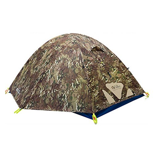 P&B Ping Bu Qing Yun 2-3 People Camping Automatic Tents tents for camping (Size : FA)