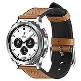 Spigen Retro Fit Compatible con Samsung Galaxy Watch 3 41mm Correa Band (2020) / Galaxy Watch Active 1&2 (2019) / Galaxy Watch 42mm (2018) / Gear S2...