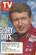 Bill Elliott, NASCAR (One of Four Collector's Covers), Michelle Trachtenber, Martin Short - August 12-18, 2000 TV Guide Magazine