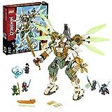LEGO NINJAGO IlMechTitanodiLloyd, Figura dAzione, Playset Maestri dello Spinjitzu, 70676