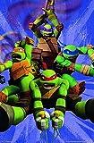 Trends International Teenage Mutant Ninja Turtles Team Wall Poster 22.375' x 34'