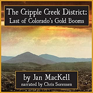 Cripple Creek District audiobook cover art