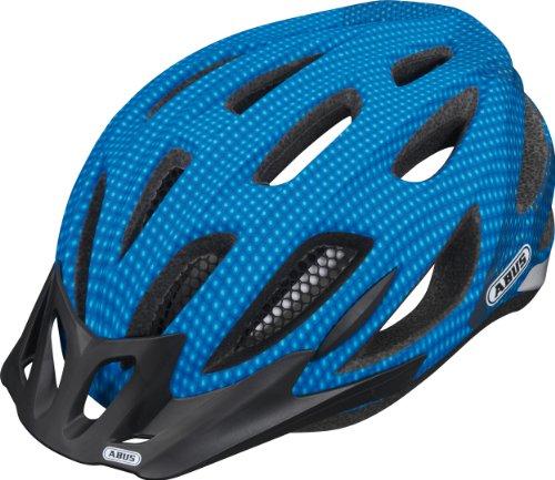 Abus Fahrradhelm New Gambit, Casco de Ciclismo, Azul, 58-63 cm, 58654-5