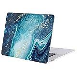 MOSISO Custodia MacBook PRO 16 Pollici 2019 Case A2141 con Touch Bar e Touch ID, Motivo Plastic Case Cover Copertina Compatibile con MacBook PRO 16 Pollici, Onda Creativa